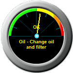 vehicle maintenance software functional gauge image