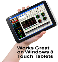 Automotive Wolf Vehicle Software Tablet Image
