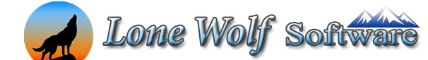 Lone Wolf Software logo