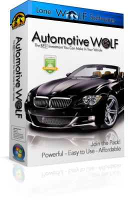 Automotive Wolf Vehicle Software Box Image